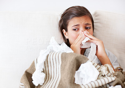 This flu has got to go