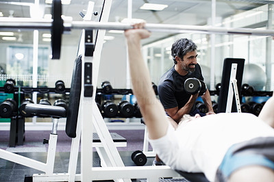 It\'s all smiles in the gym