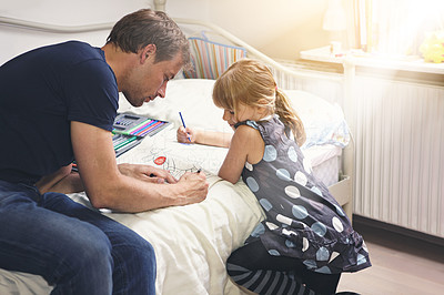 Setting aside time to spend with his daughter