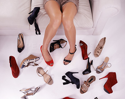 Shoes speak louder than words, choose them wisely