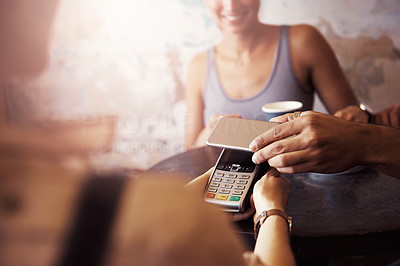 Paying for your coffee just got more convenient