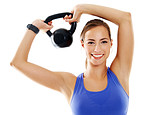 Getting toned arms