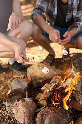 Perfecting a campfire tradition