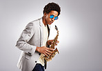 Saxy, and I know it