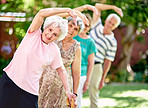 Staying active is key to a healthy retirement!