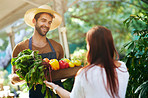 The friendliest of service and the freshest of produce