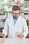 Dispensing medication in a quick and accurate manner
