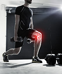 Intense training can make certain muscles vulnerable to injury
