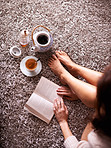 All you need is tea and a good book