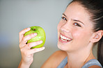 An apple a day boosts my health
