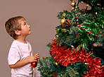 Christmas is a time of child-like wonder...