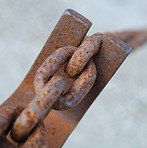 A chain is only as strong as the weakest link...