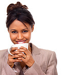 Get the edge in the office, enjoy a strong coffee to start the day!