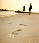 Leave only footprints