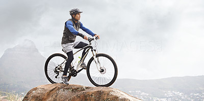 Out for a mountain bike ride
