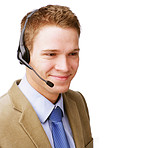 Young Customer Service Representative