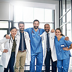 The best medical team giving you the best medical care