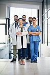 Reliable healthcare from a reliable team