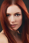 Red hot red hair