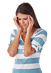 These migraines are driving me crazy!