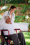 Caring support for our senior patients