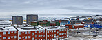 NUUK - the Capital of Greenland