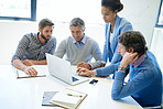 Technology makes brainstorming more efficient