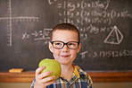 The answer to a great education is good nutrition
