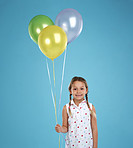 Balloons = happiness!