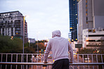 Staying fit in the city