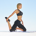 Staying fit and flexible