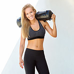 Getting stronger with each workout