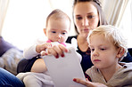 Early childhood development in the digital age