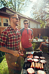 Keep calm and have a barbecue