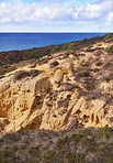 Torrey Pines State and Beach Park - San Diego, California, USA