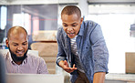 Enhancing productivity with technology and teamwork