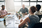 Meetings develop work skills and leadership