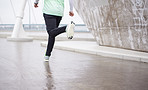 Running moves you forward in more ways than one