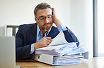 Fighting a losing battle against paperwork