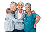 Good friends keep each other in good health
