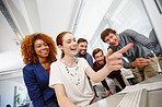 Social media finds its place in every office