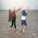 Confetti turns any situation into a celebration