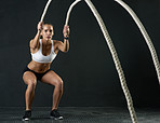 Get roped into fitness
