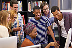 Group projects help increase productivity and performance