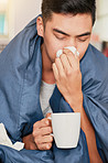Another victim of the man flu