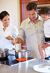 Quality food is a family affair