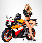 I love my superbike!
