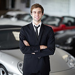 Let him assist you in your vehicle search