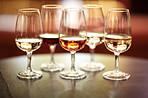 The many varieties of wine
