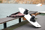 A wakeboard and kit